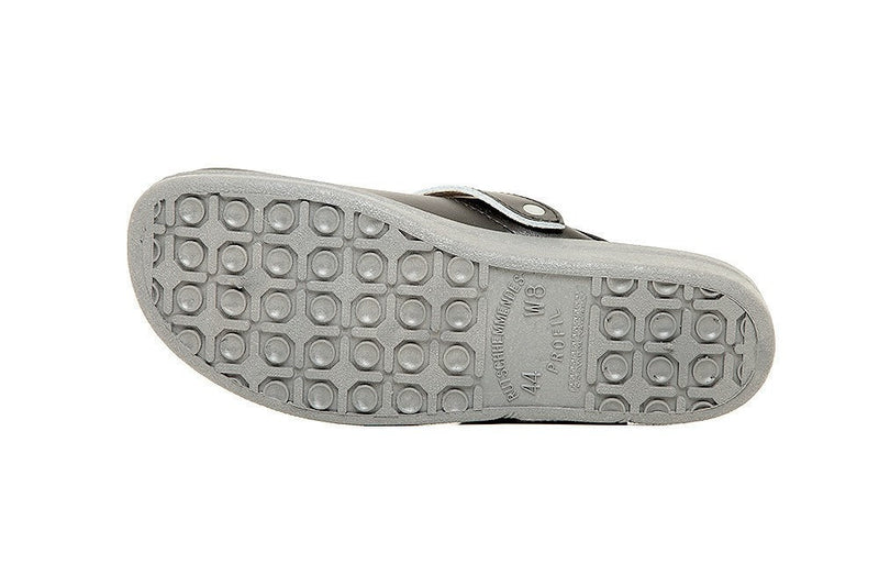 Renaud Kitchen Chef Shoes by Bragard Black Bottom