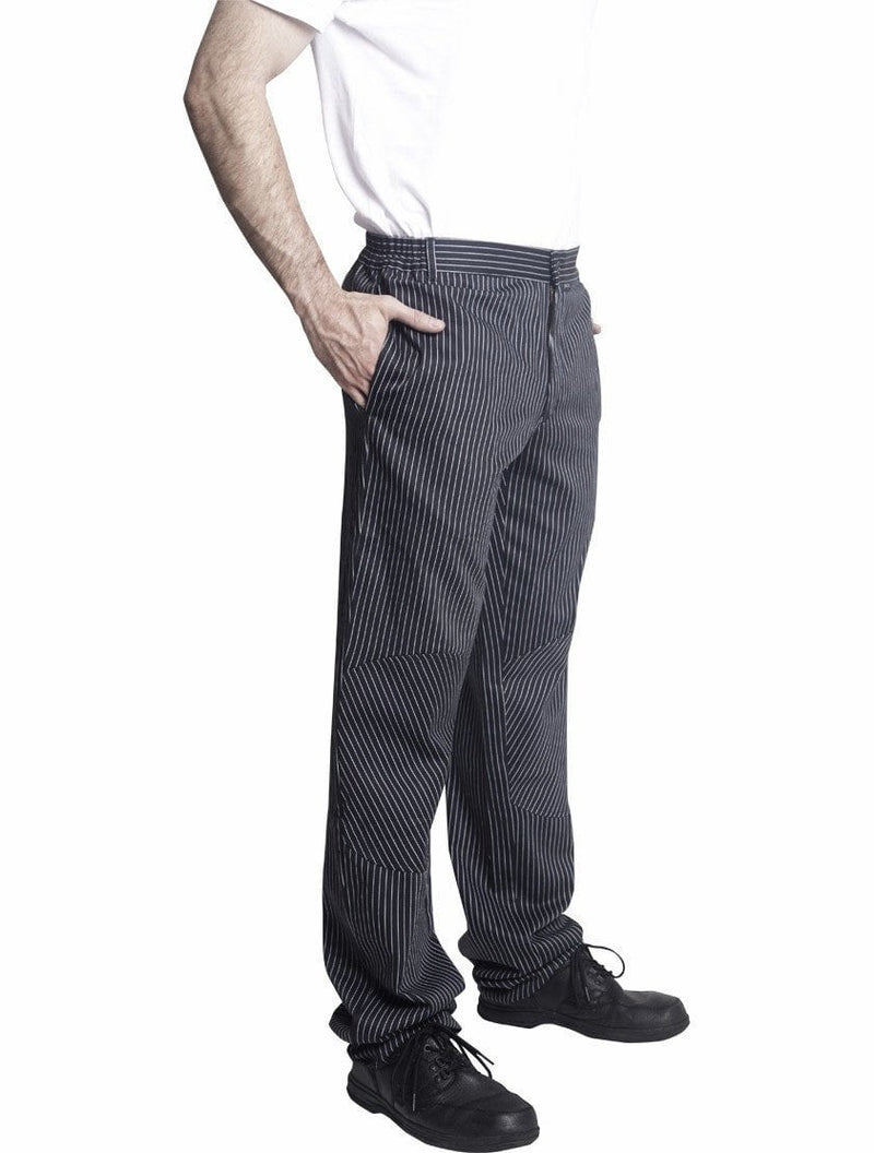 Miami Chef Pants by Bragard Side