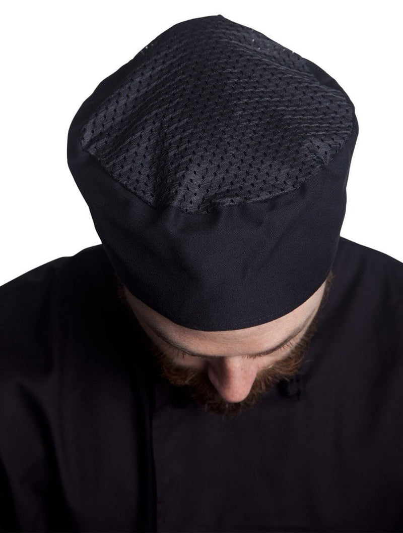 Fiumara Apparel Vented Skull Cap Top