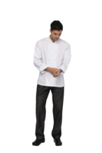 Chef Works Bowden Cool Vent Roll Up Sleeves Chef Coat-Full
