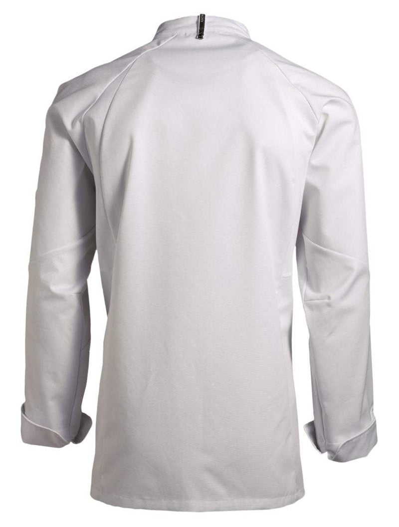 Kentaur 23501 Unisex Chef/Waiter Jacket  Back View White