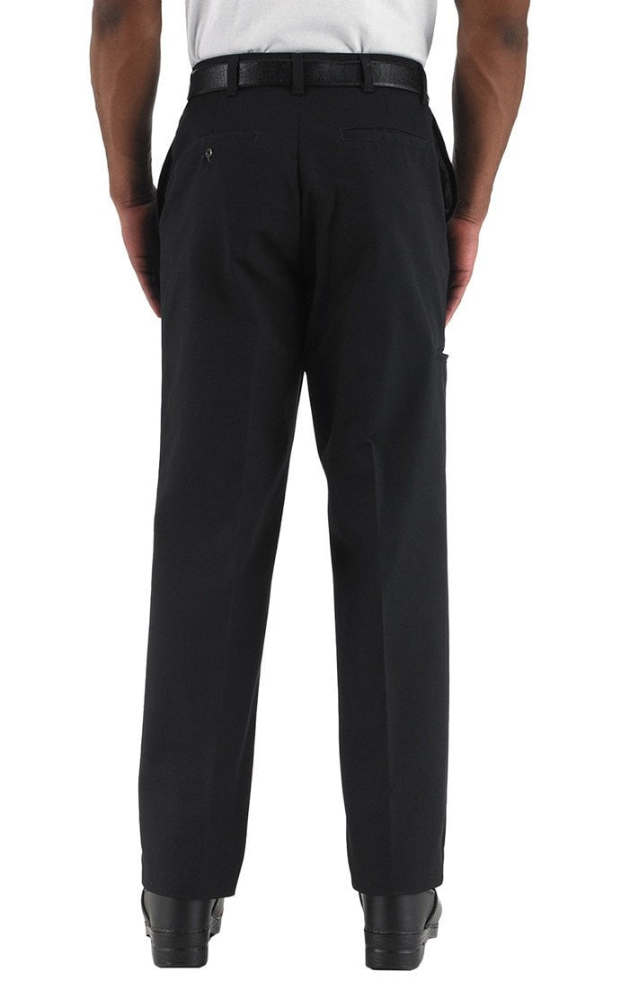 Four Star Server Pants by Chefwear 3600 Black Back