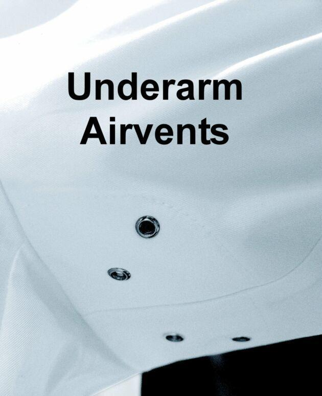 Under Arm Vents