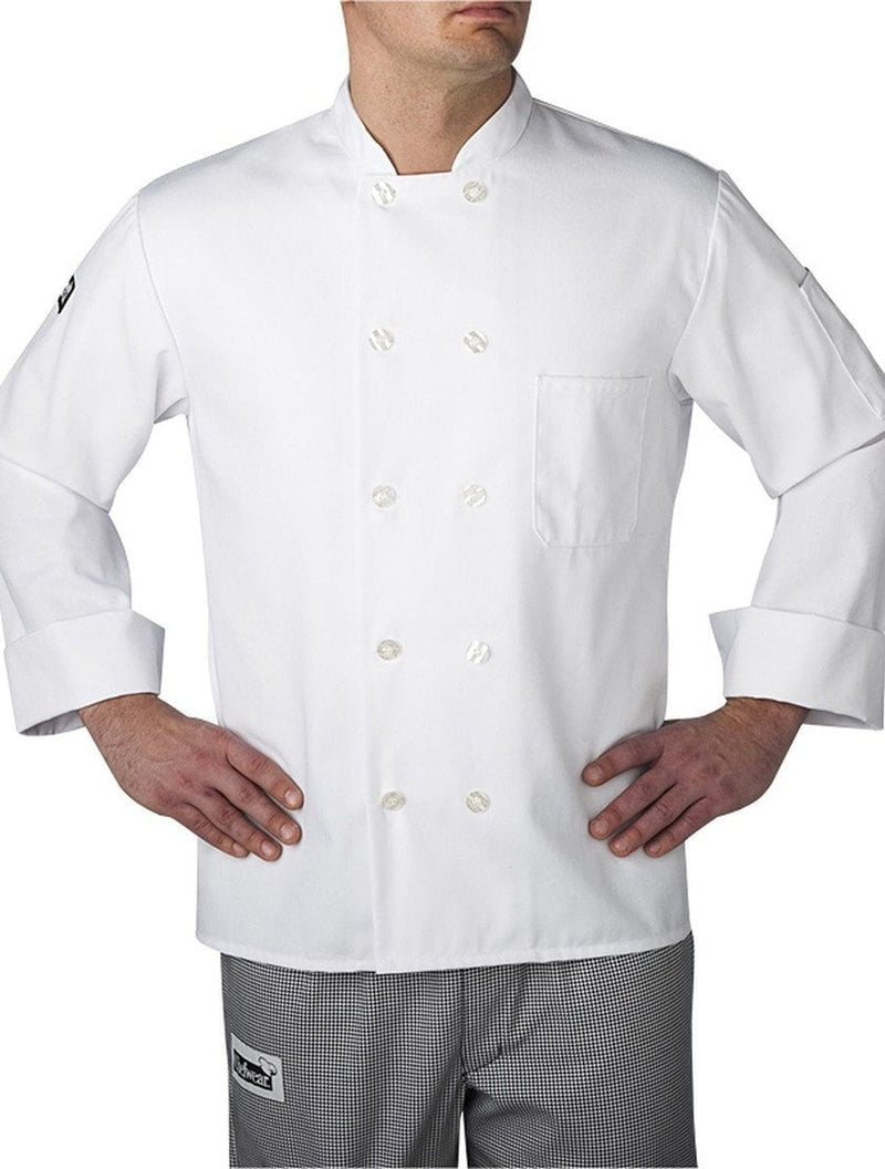 Chefwear Three Star Chef Coat 4410 White