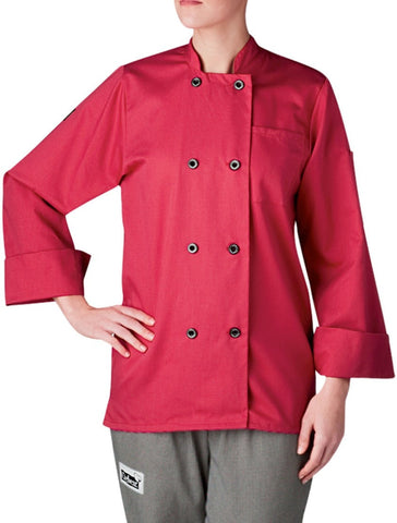 Chef Works Montreal Cool Vent Basic Chef Coat Fiumara