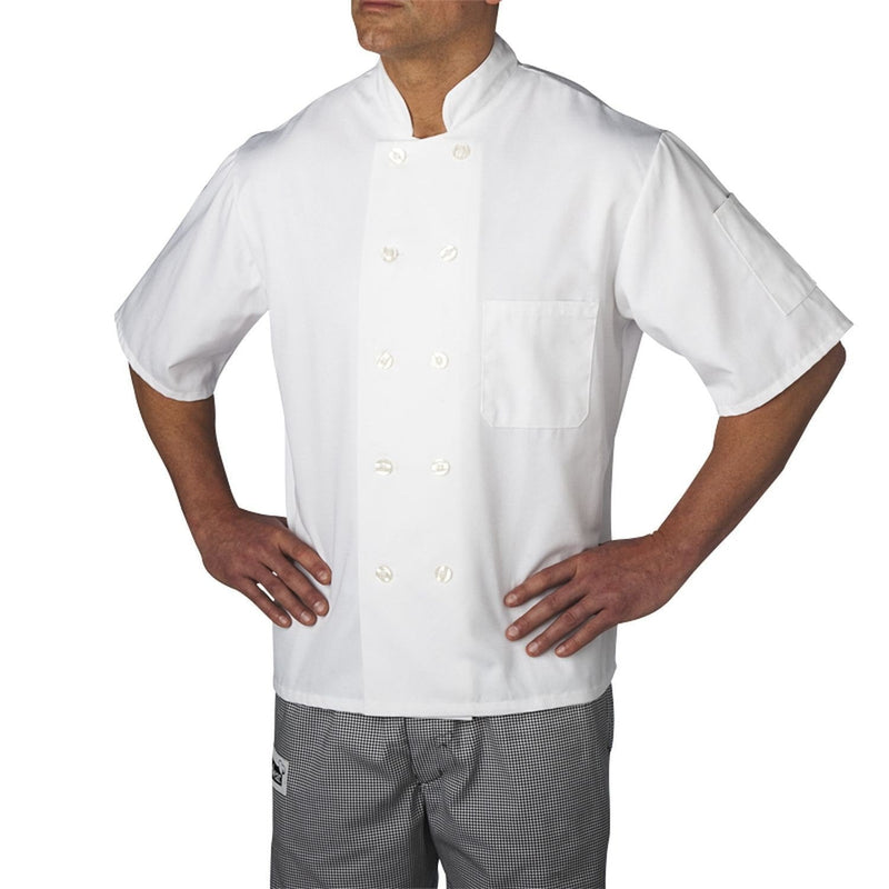 Chefwear Three Star Chef Jacket 4455 White