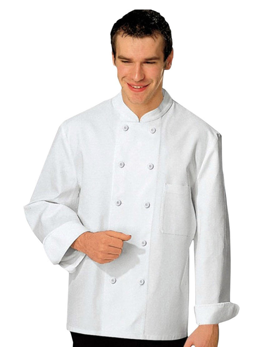 Marcolon Chef Jacket Front Profile
