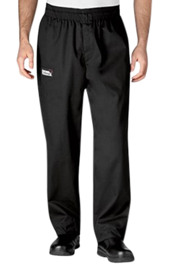 Chefwear Four Star Traditional Chef Pant (3900) Black/White Houndstooth