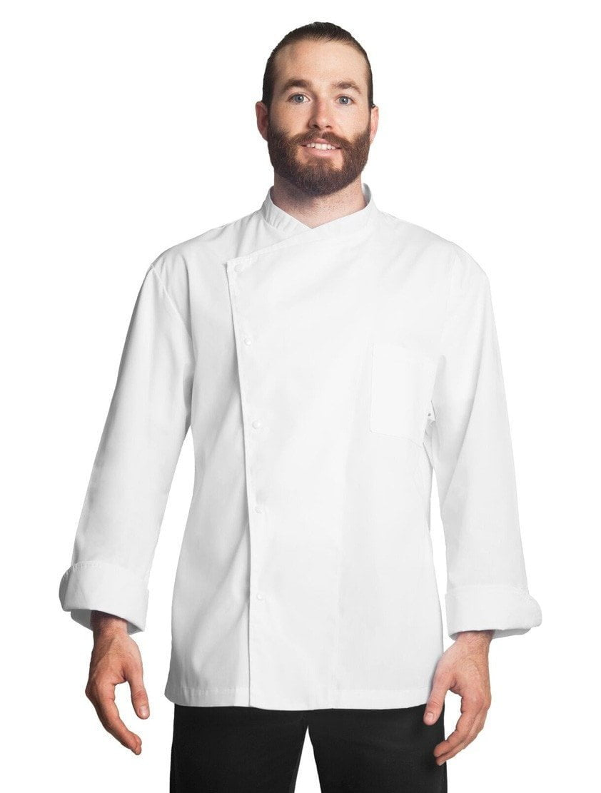 Bragard Julius Long-Sleeve Chef Jacket