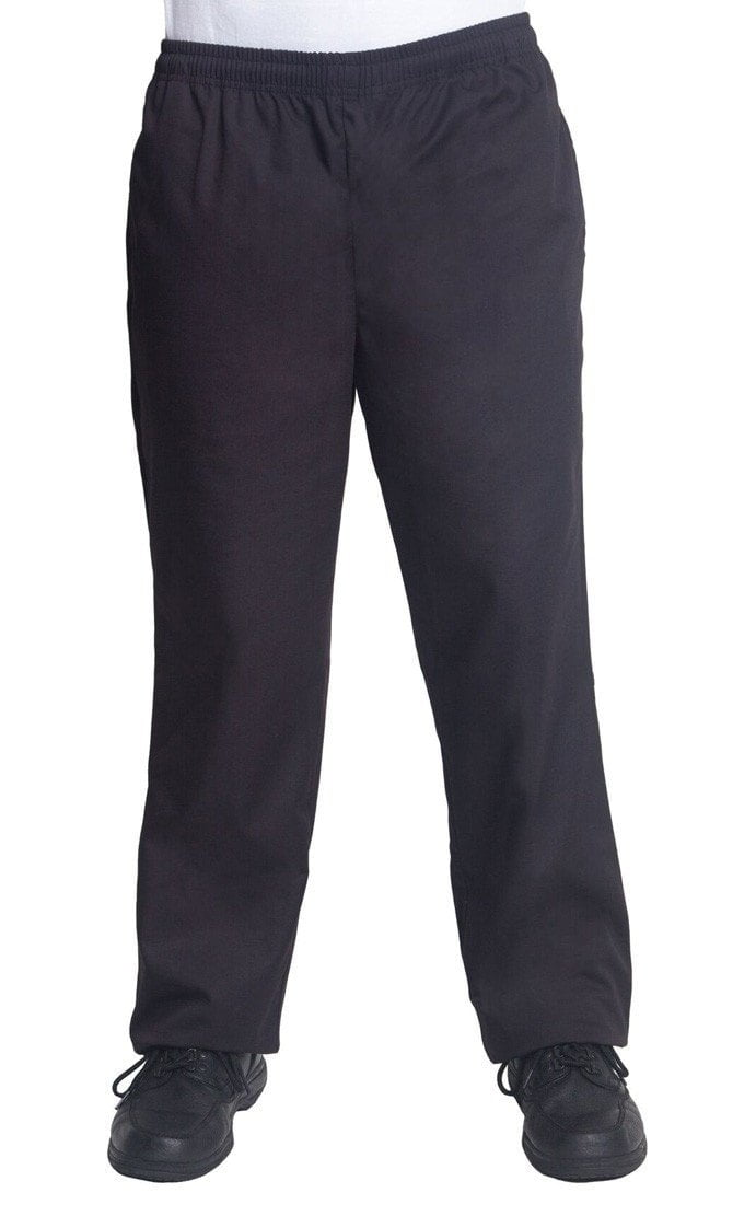Nick Black Chef Pants by Bragard