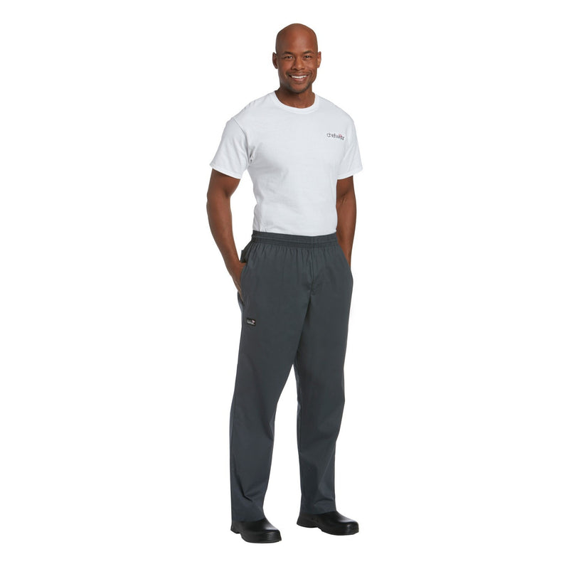 Chefwear Traditional Rip Stop Chef Pants - full