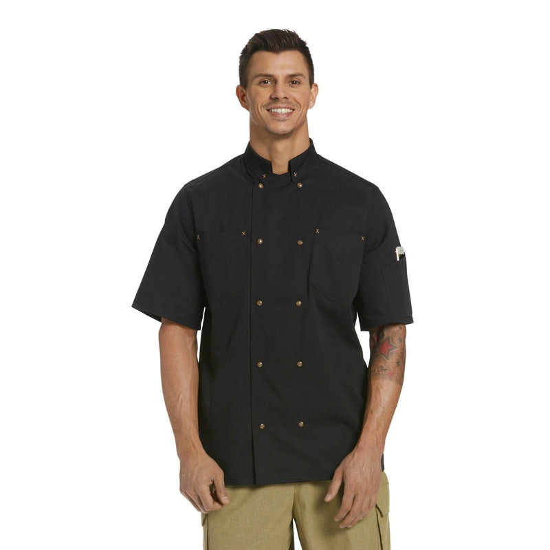 Chefwear Western Cook Shirt CW4310-Front