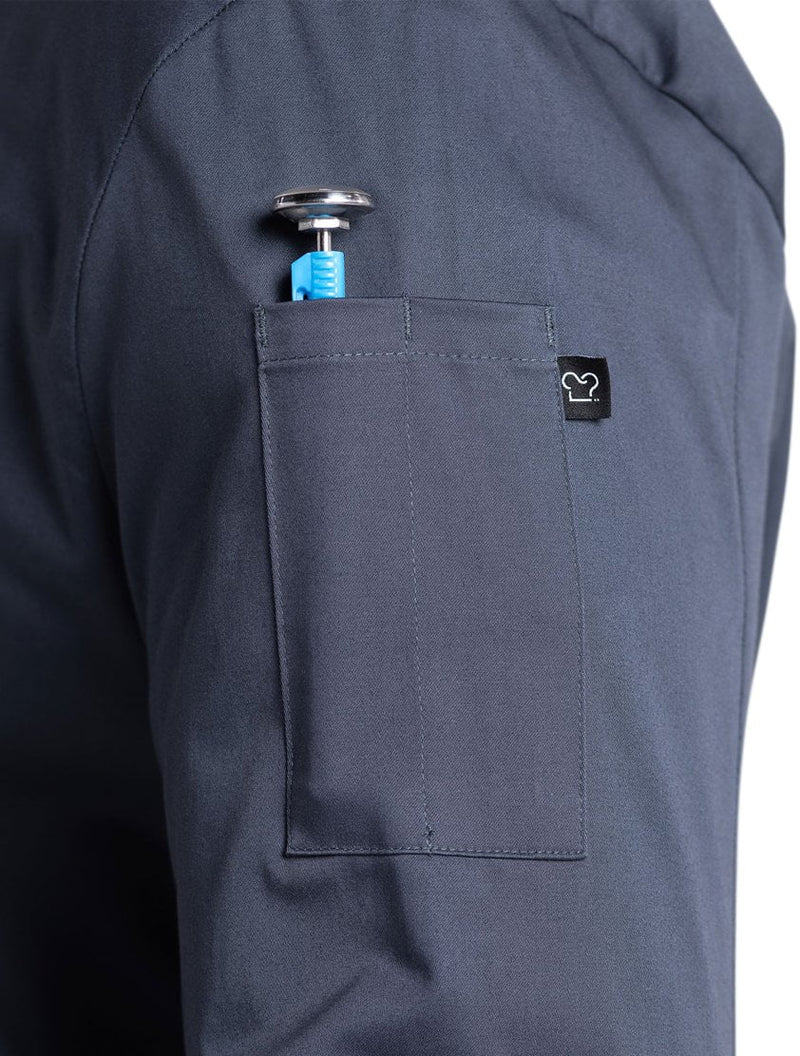Chefwear Stretch Teflon Chef Jacket - Pocket