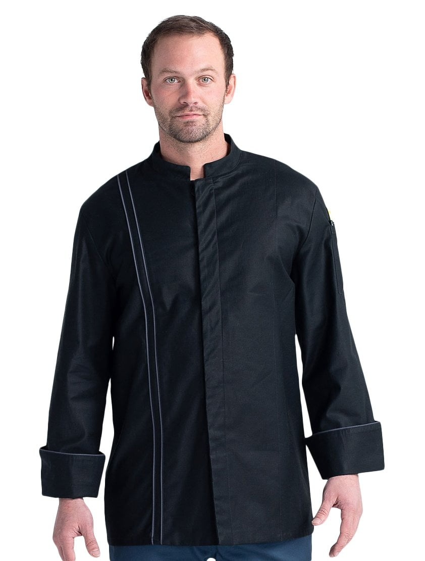 Chefwear Stretch Teflon Chef Jacket - Front