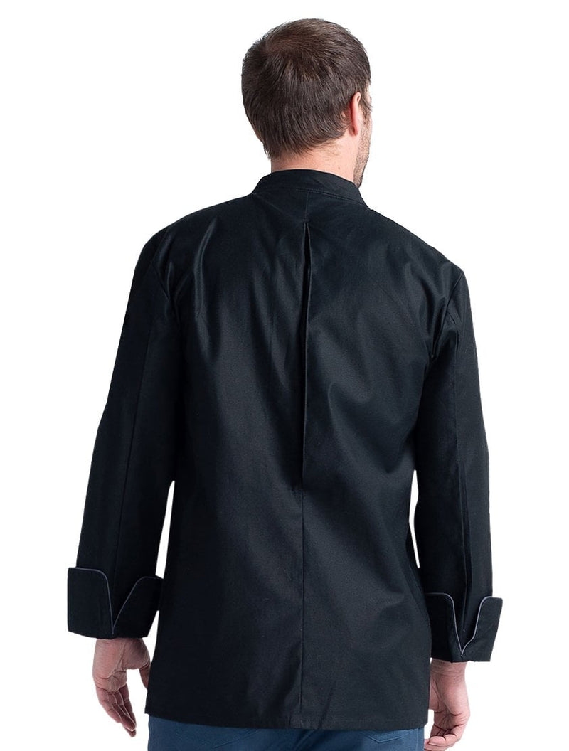 Chefwear Stretch Teflon Chef Jacket - Back