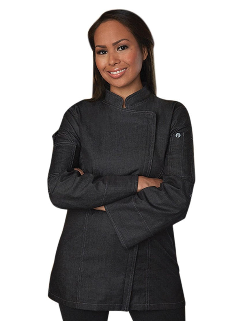 Chef Works Gramercy Chef Manteau Femme