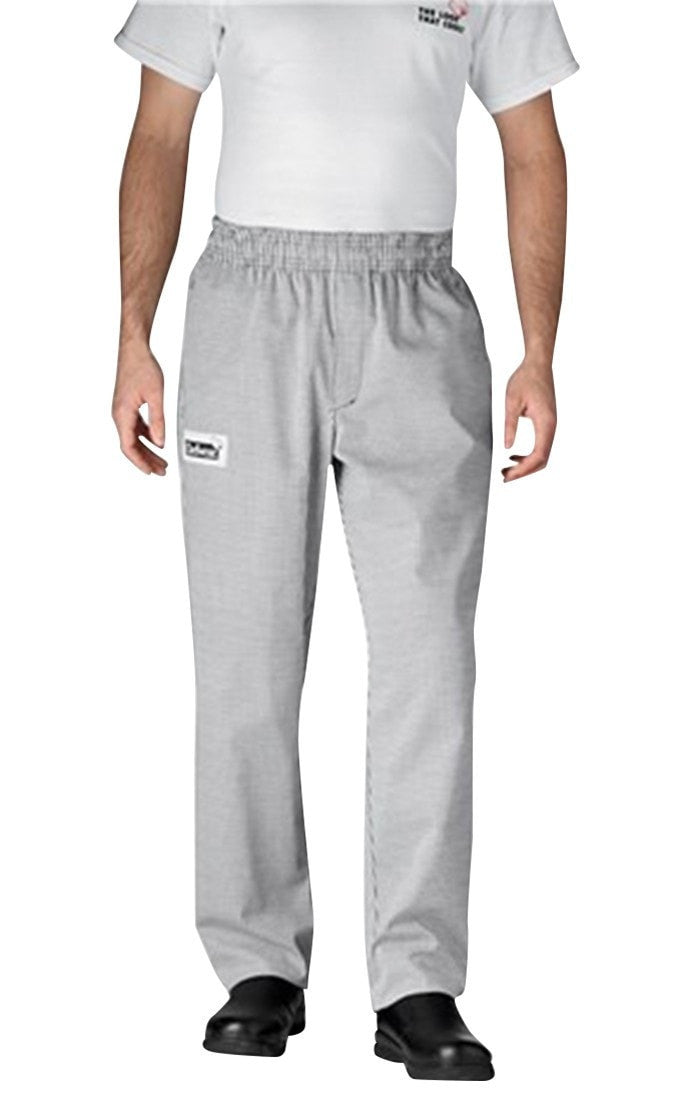 Chefwear Pantalon Chef traditionnel quatre étoiles (3900) Gris