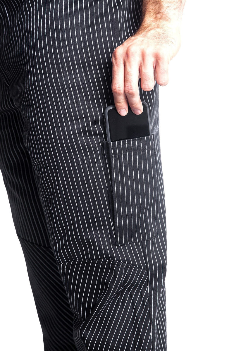 Bragard Miami Chef Pants Phone Pocket