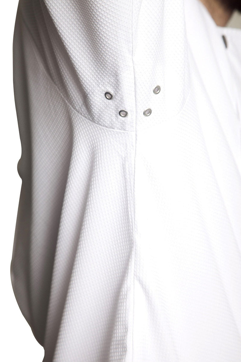 Bragard Chicago Chef Jacket Arm Vents