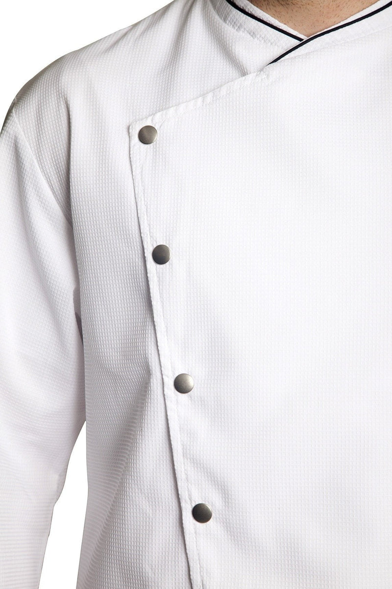 Bragard Chicago Chef Jacket Badges publicitaires
