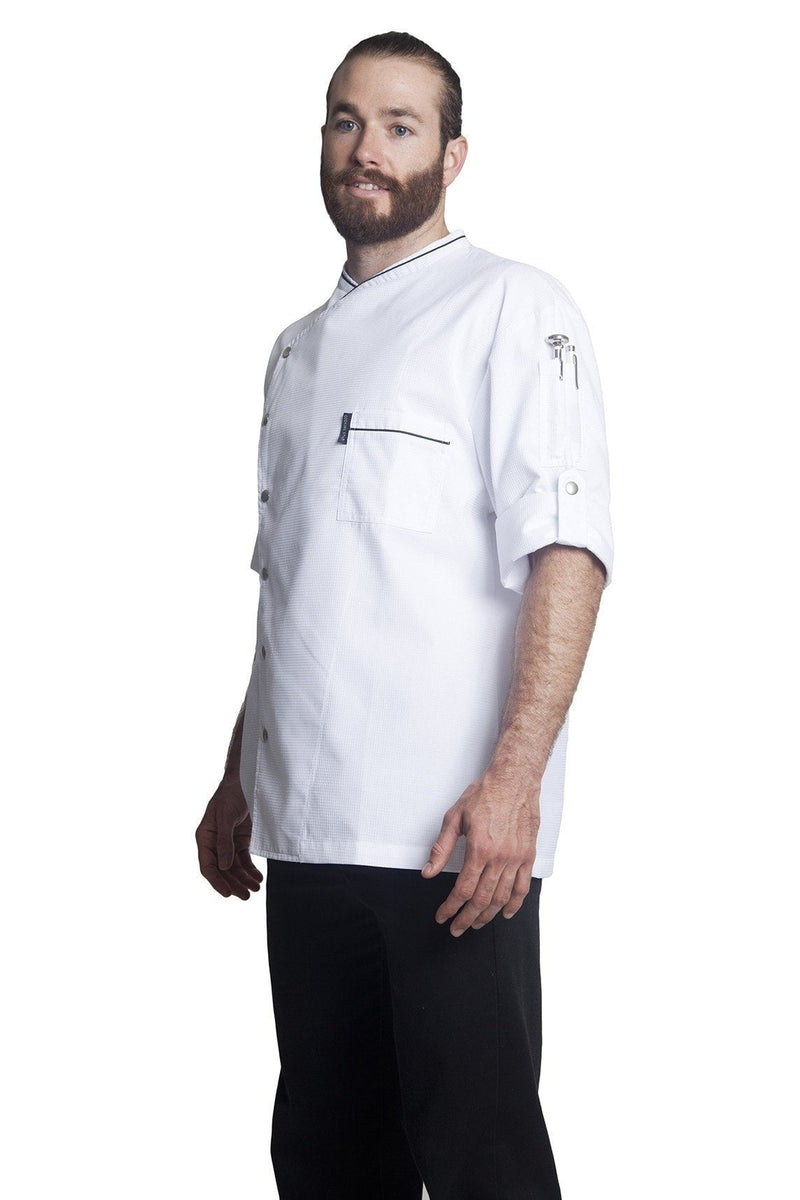 Bragard Chicago Chef Jacket Side 2
