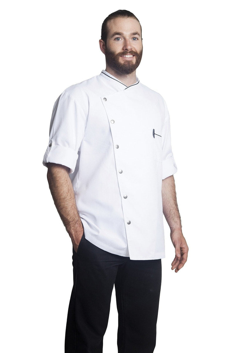 Bragard Chicago Chef Jacket Side