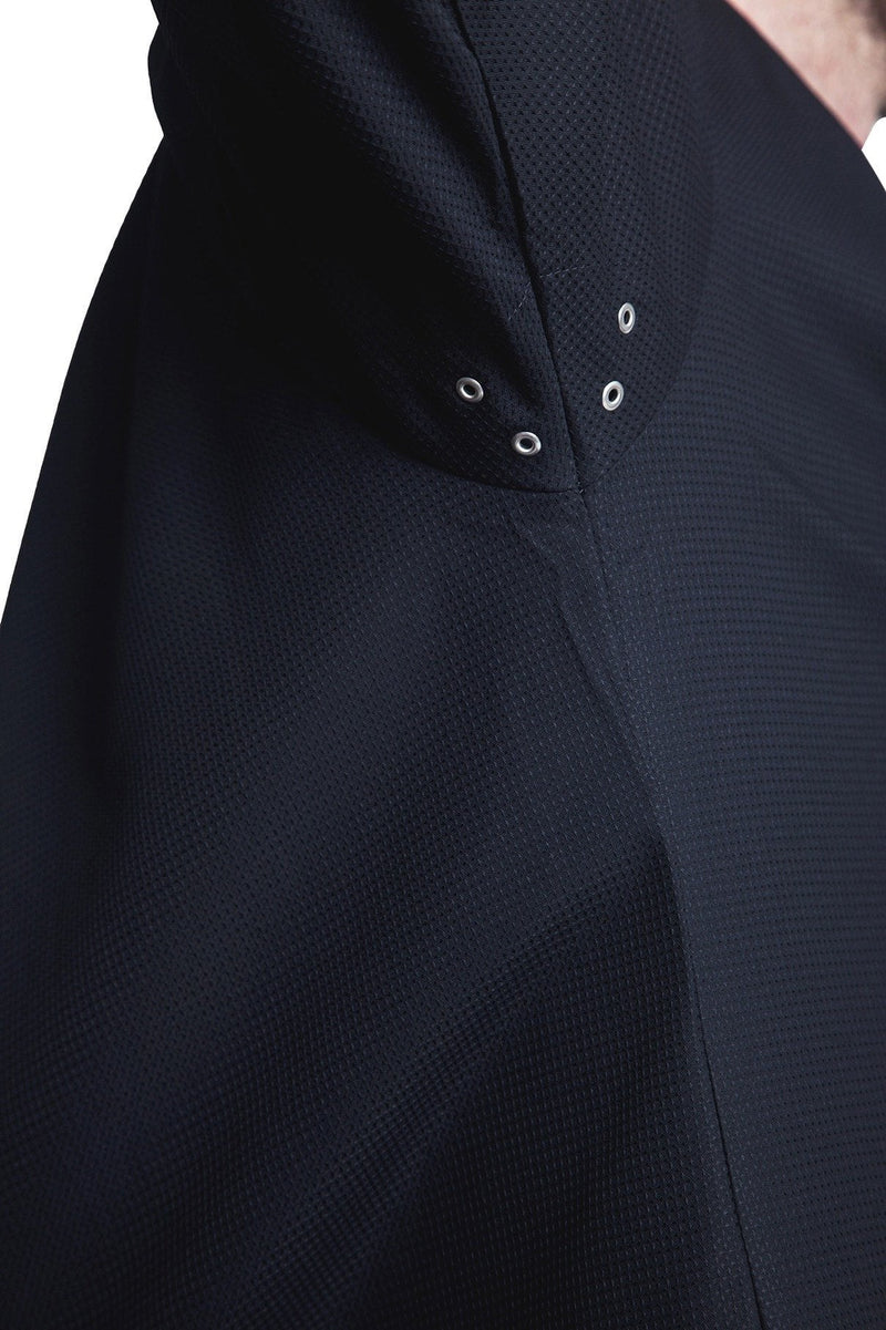 Bragard Chicago Chef Jacket w/Honeycomb Weave Arm Vents