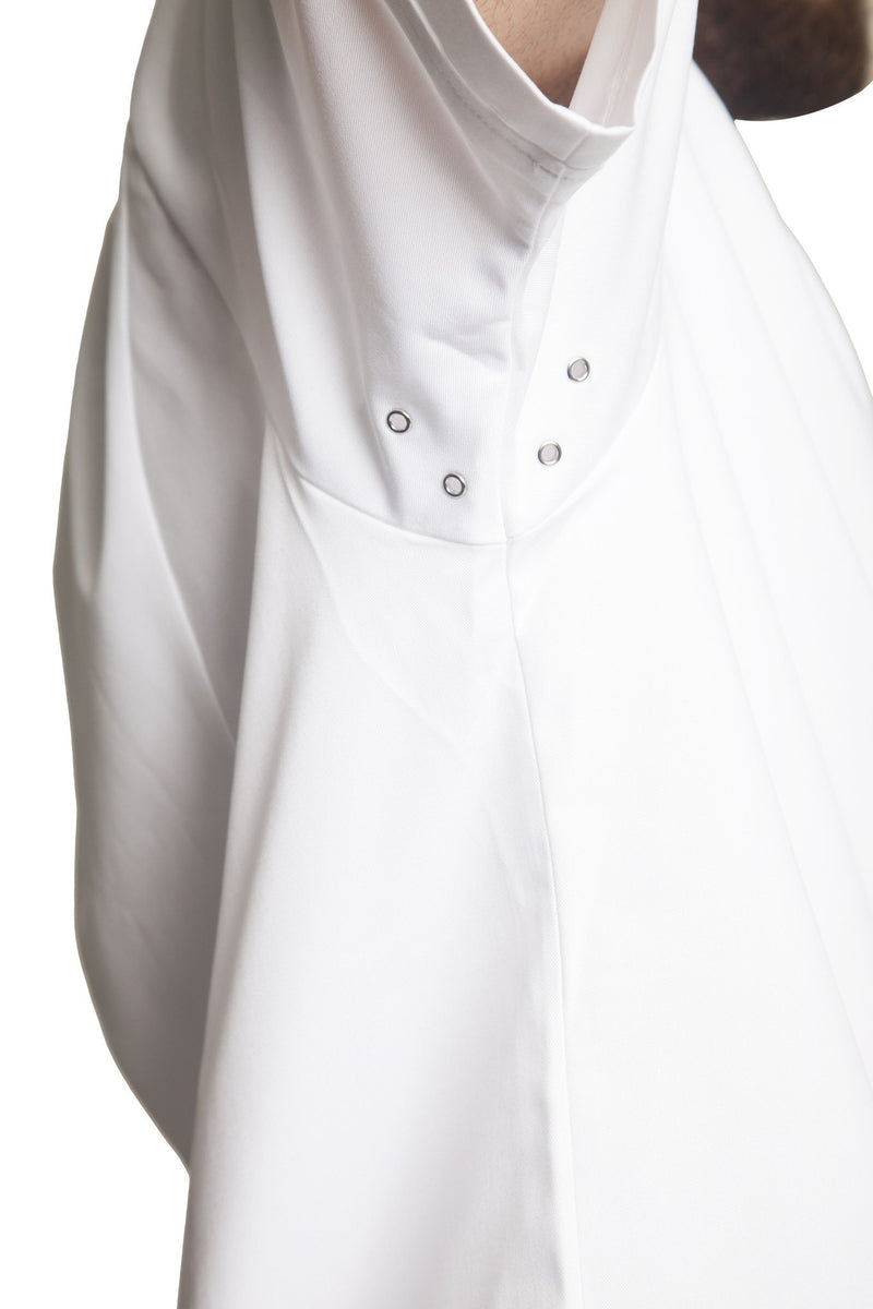 Bragard Dallas Chef Jacket Arm Vents