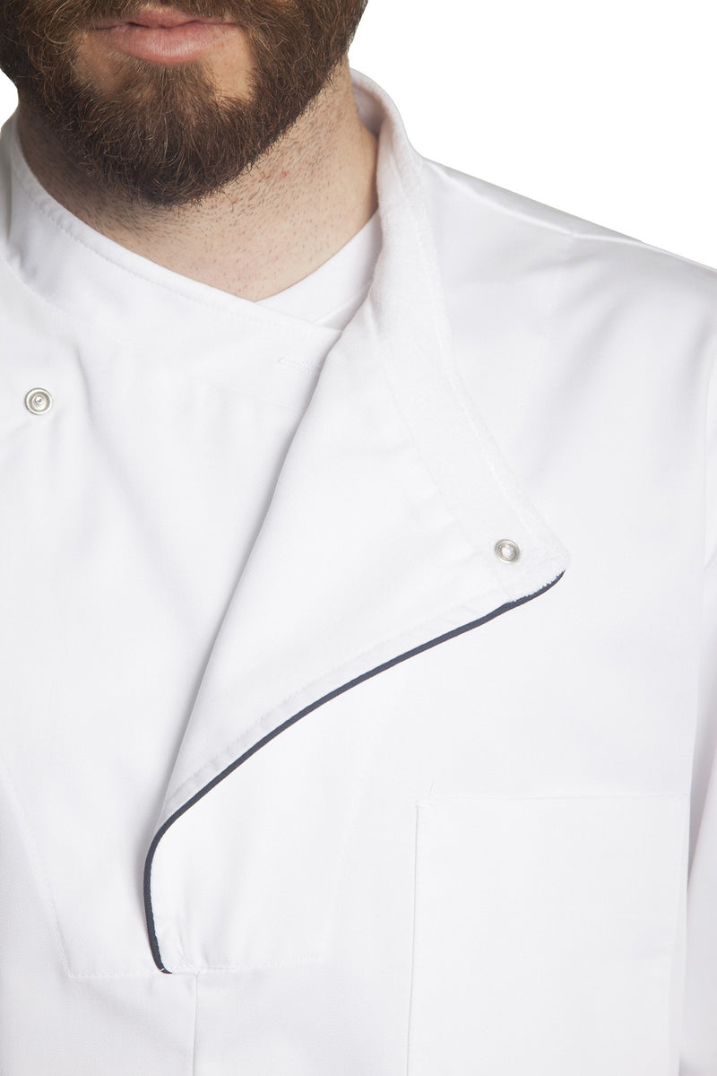 Bragard Dallas Chef Jacket Unzipped