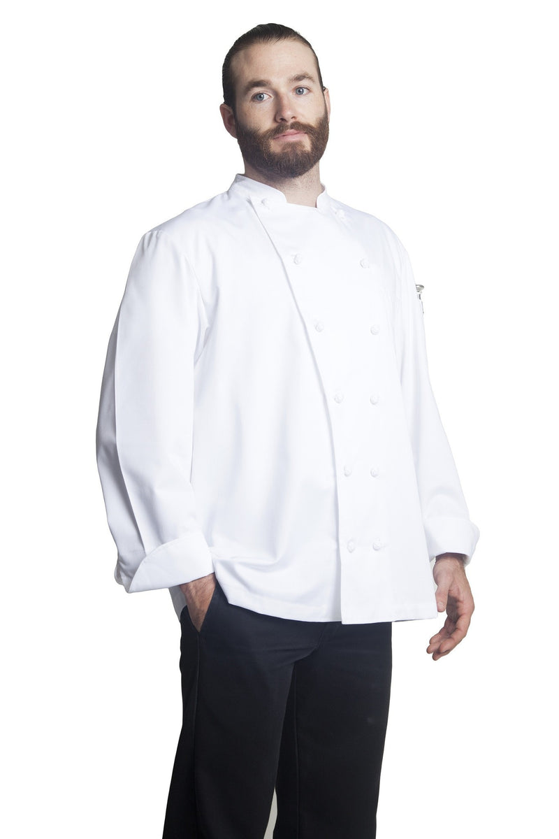 Bragard Alfred Chef Jacket Side