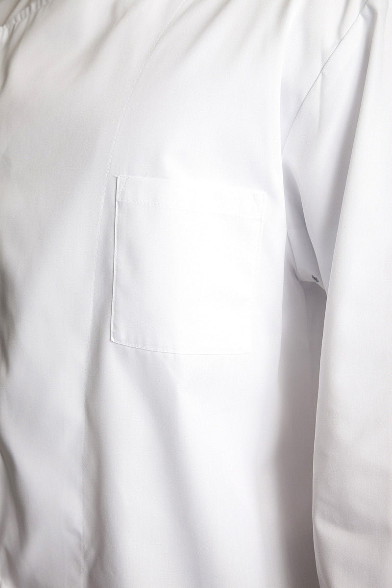 Bragard Julius Long-Sleeve Chef Jacket Chest Pocket