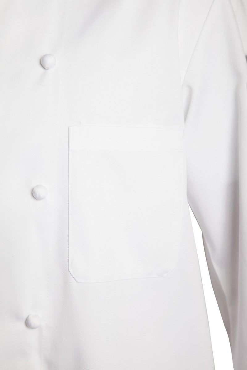 Bragard Alfredo Chef Jacket Buttons