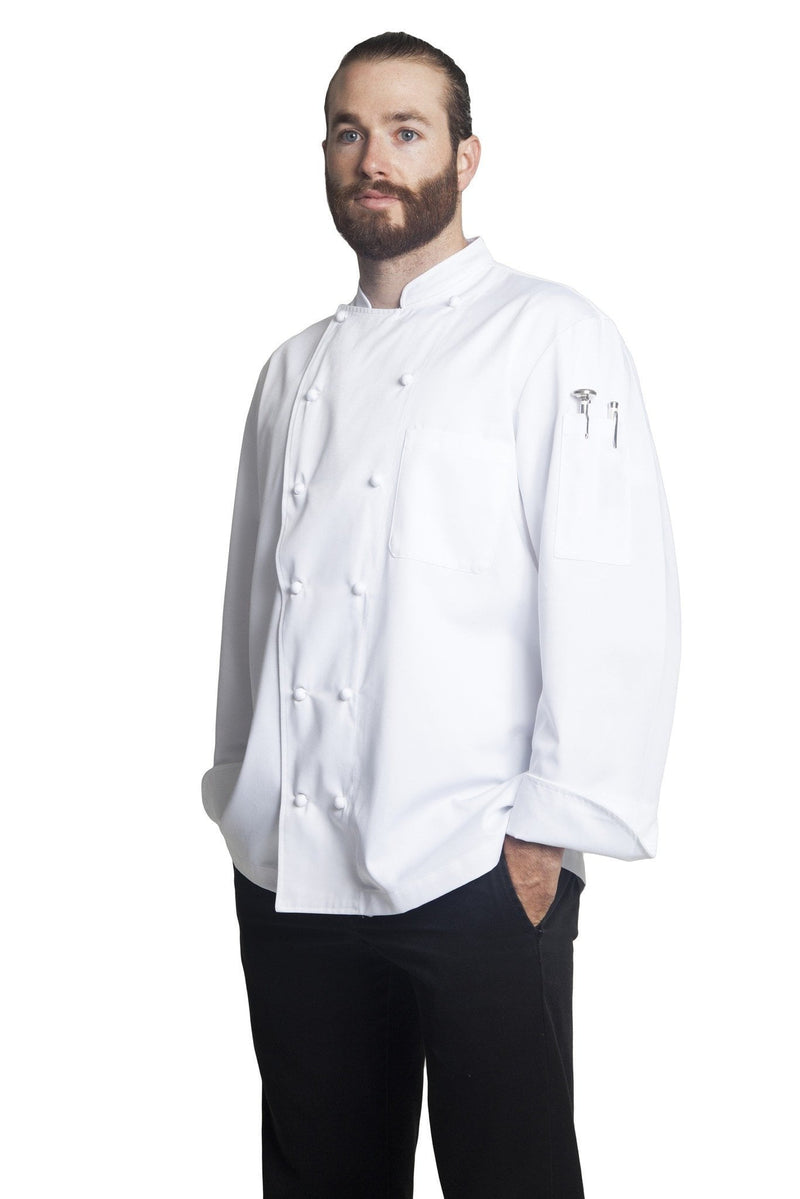 Bragard Alfredo Chef Jacket Side