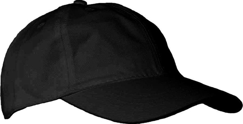 Fiumara Apparel Chef Baseball Caps Black Bill