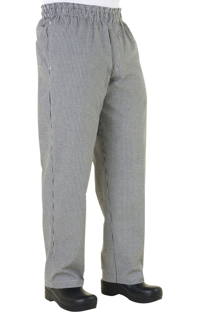 Chef Works Men's Baggy Lightweight Pants