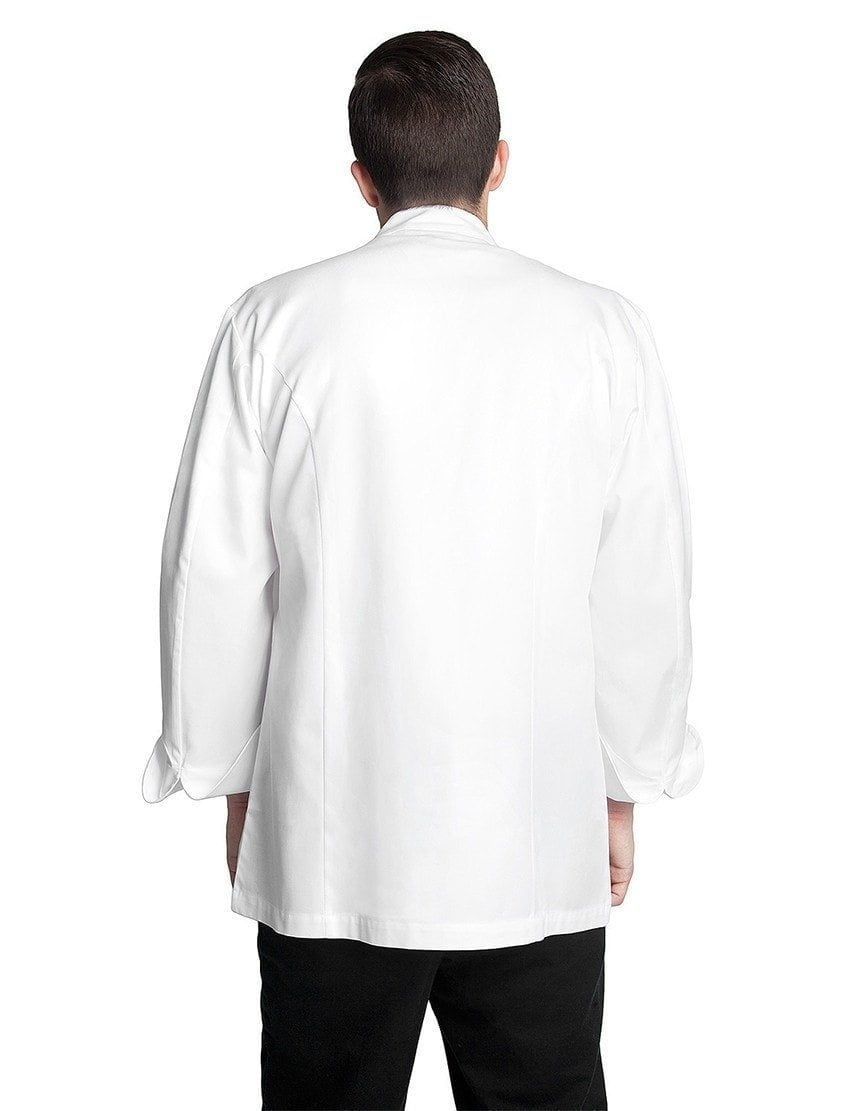 Grand Chef Jacket without Pocket by Bragard Back