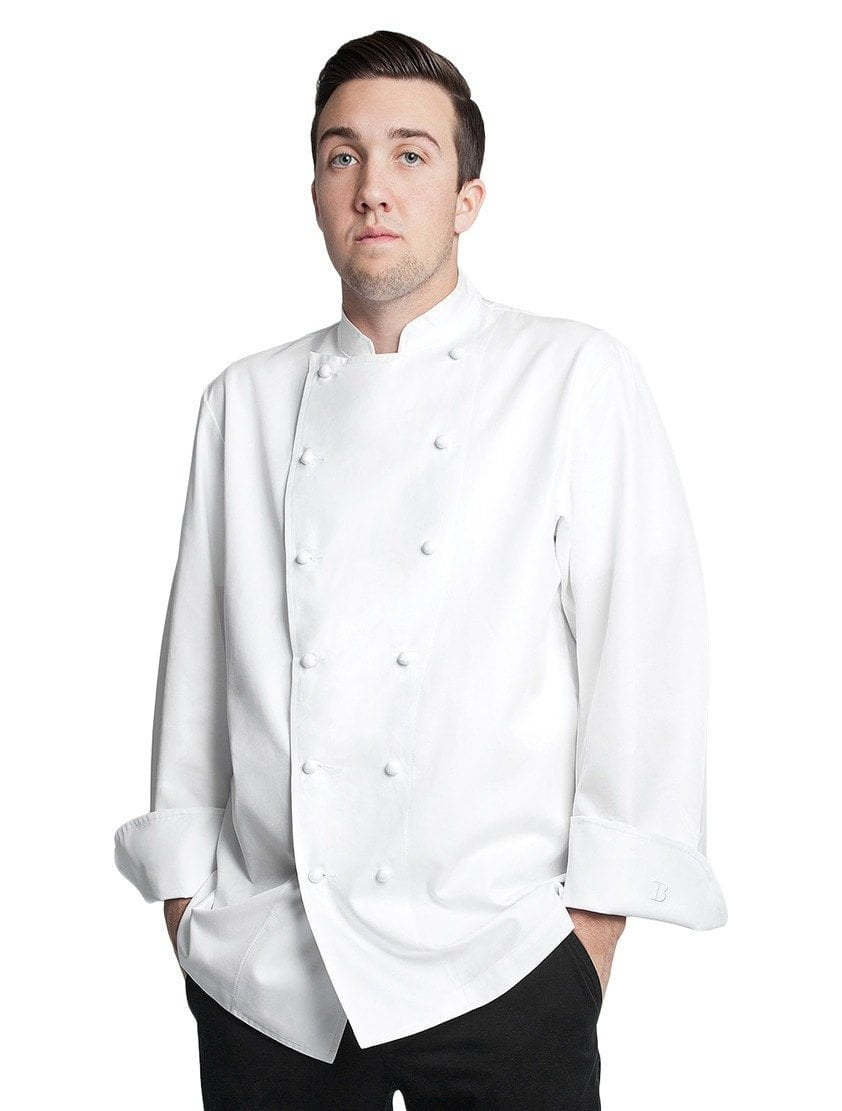 Grand Chef Jacket without Pocket by Bragard
