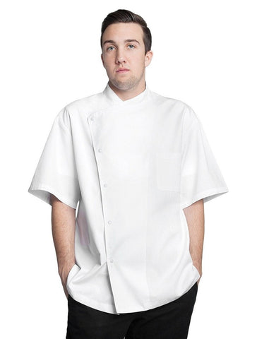 Bragard Julius Short Sleeve Chef Jacket