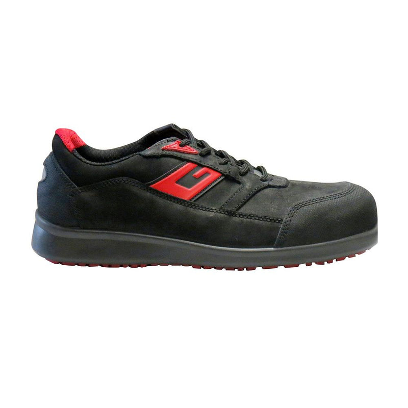 Giasco London S3 Leather Work Safety Shoe - Side