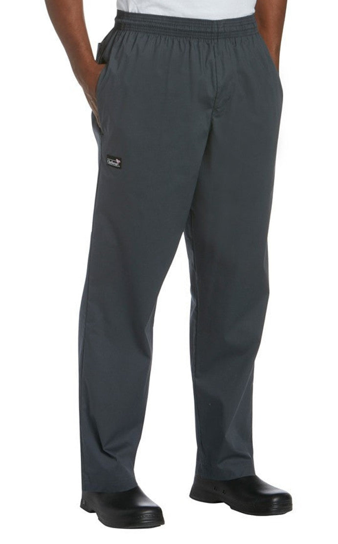 Pantalon de chef traditionnel Rip Stop Chefwear - Side
