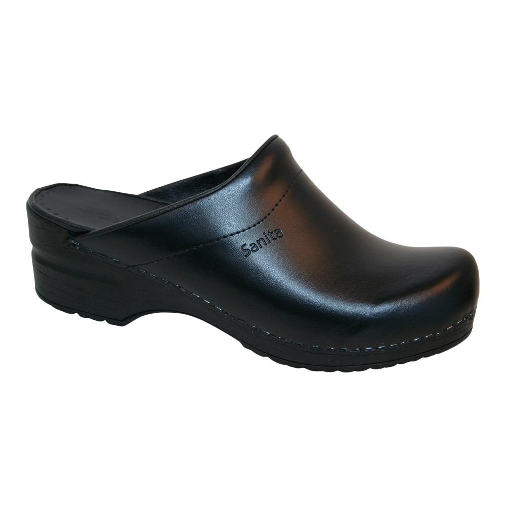 Sanita Men's Karl PU Slip-Resistant Chef Clog - Main