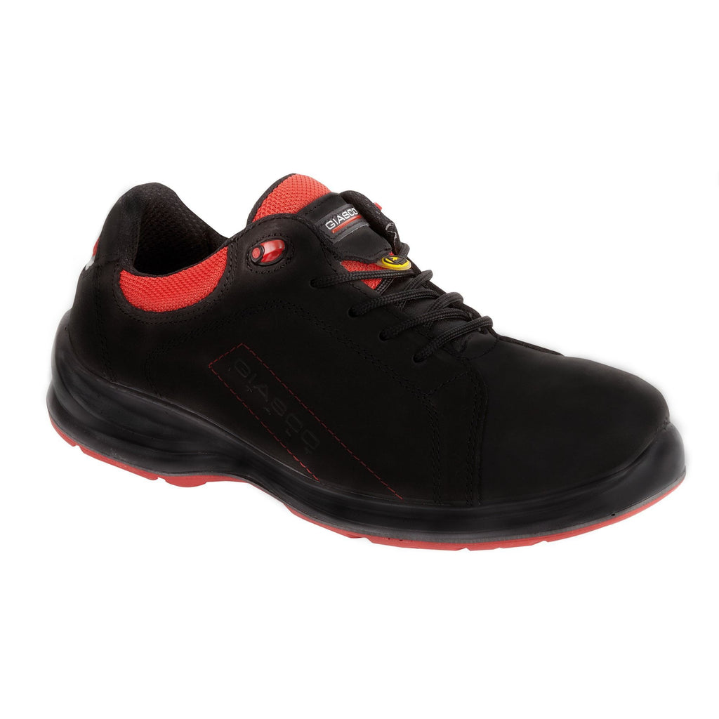 Giasco Rugby S3 Closed Back Anti-Slip Chef Shoe
