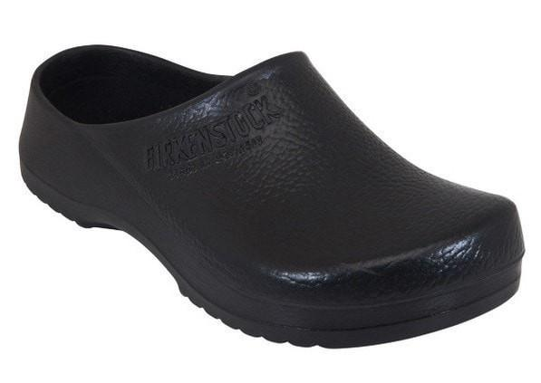 Sanita Men's Karl PU Slip-Resistant Chef Clog