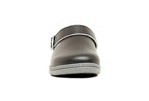 Bragard Renaud Kitchen Chef Shoes Black Front