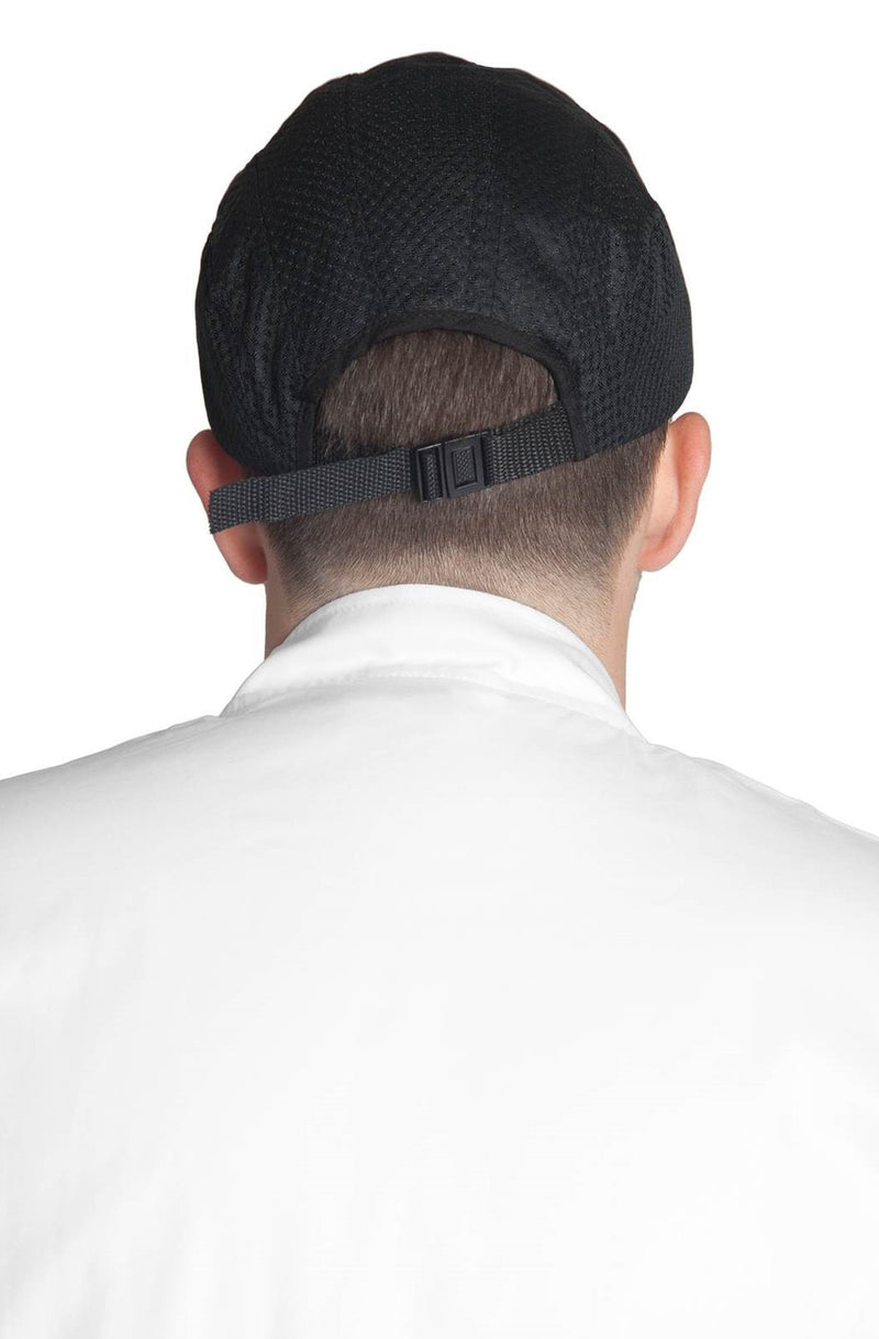 Fiumara Apparel Cool Vented Fitted Cap Back