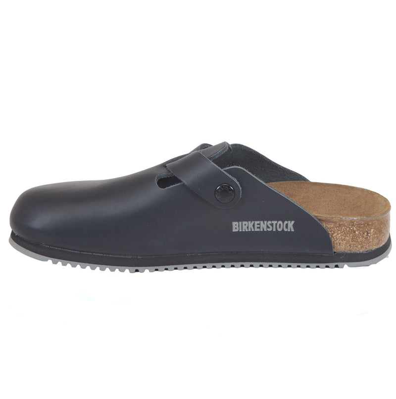 Birkenstock Boston Super Grip Chef Clog Side