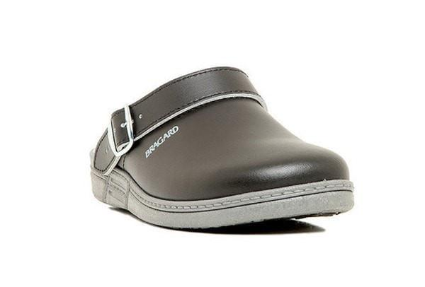 Bragard Renaud Kitchen Chef Shoes Black