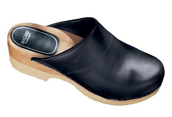 Bragard Sven Chef Clogs Black