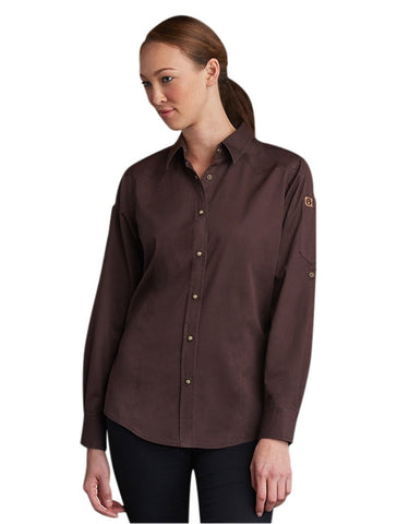 Chef Works Women's Fremont Denim Shirt