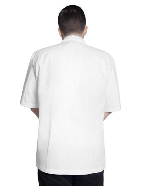 Bragard Grand Chef Short-Sleeve Jacket Back